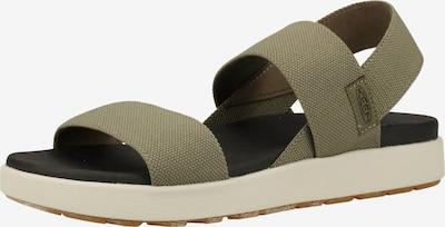 KEEN Sandalen in grün, Produktansicht
