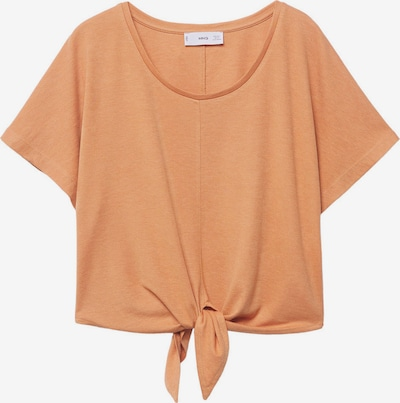 MANGO T-Shirt 'RAY-H' in orangemeliert, Produktansicht