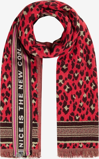 CODELLO Scarf in Red, Item view