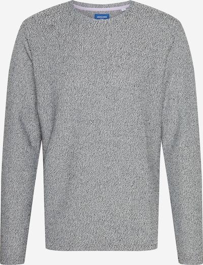 JACK & JONES Пуловер 'ORKILI' в черно / мръсно бяло, Преглед на продукта