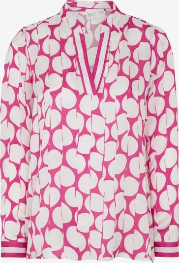ETERNA Bluse in rosa / weiß, Produktansicht