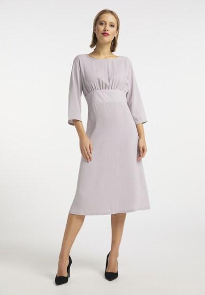 usha BLACK LABEL Kleid in hellgrau, Modelansicht