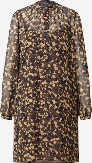 Esprit Collection Blūžkleita, krāsa - tumši brūns / olīvzaļš / melns, Preces skats