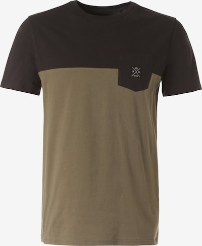 Lakeville Mountain Shirt 'Mukono' in braun / hellbraun, Produktansicht