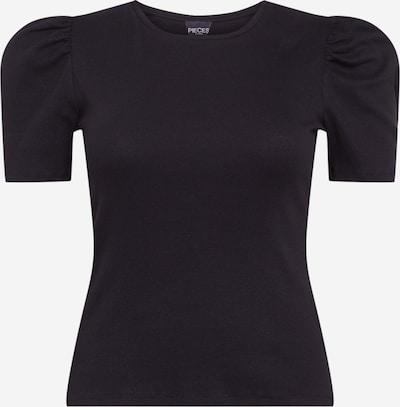 PIECES (Curve) Тениска 'ANNA' в черно, Преглед на продукта