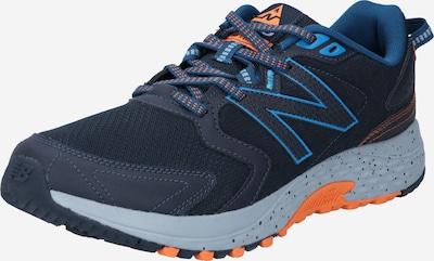 new balance Zapatillas de running 'MT410V7' en azul / navy / naranja, Vista del producto