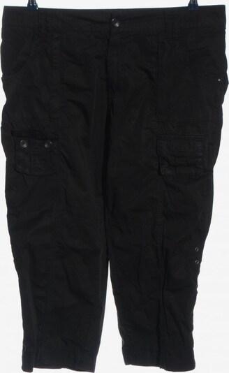 Rosner 3/4-Hose in XXL in schwarz, Produktansicht