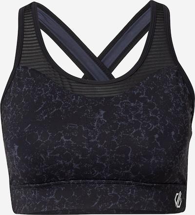 DARE2B Sport-BH 'Mantra' in grau / schwarz, Produktansicht