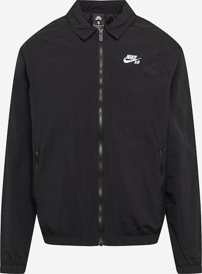 Nike SB Starpsezonu jaka melns / balts, Preces skats