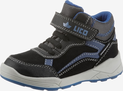 LICO Boots in Blue / Grey / Black / White, Item view