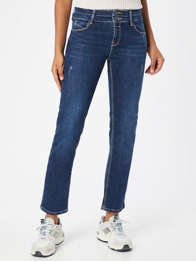 ESPRIT Jeans in de kleur Blauw denim, Modelweergave