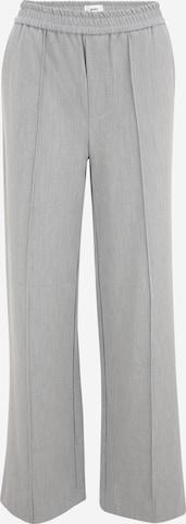 pilka OBJECT Tall Kelnės su kantu 'MIAH'
