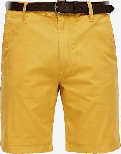 s.Oliver Bermuda in gelb, Produktansicht