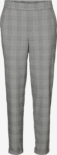 VERO MODA Pantalon 'Maya' en anthracite / blanc, Vue avec produit