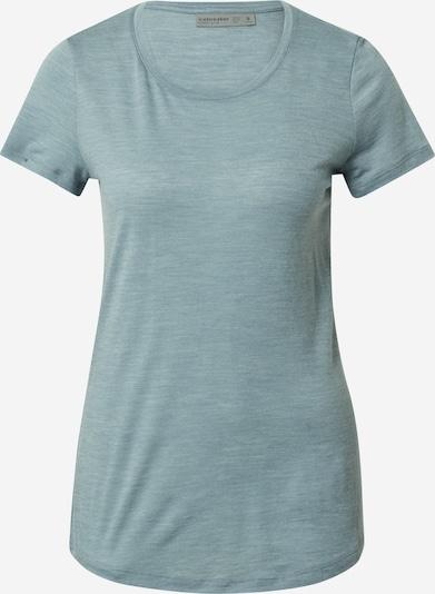 Icebreaker Sporta krekls 'Sphere' raibi pelēks, Preces skats