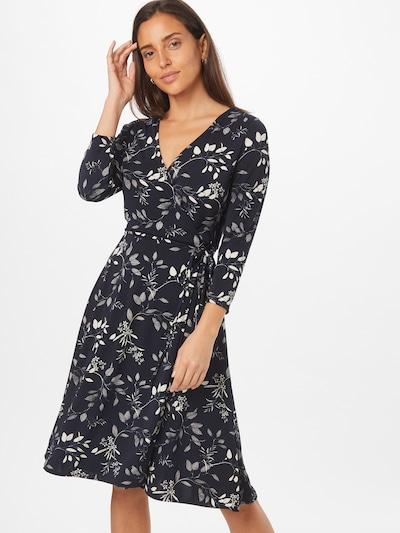 Banana Republic Kleid in dunkelblau / weiß, Modelansicht