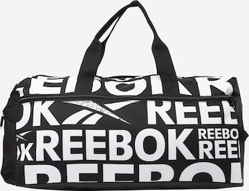 Reebok Sport Spordikott 'Workout Ready', värv must