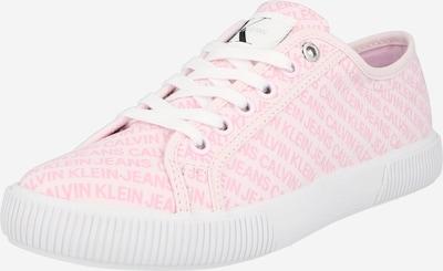 Sportbačiai be auliuko iš Calvin Klein Jeans , spalva - rožinė / rožių spalva, Prekių apžvalga