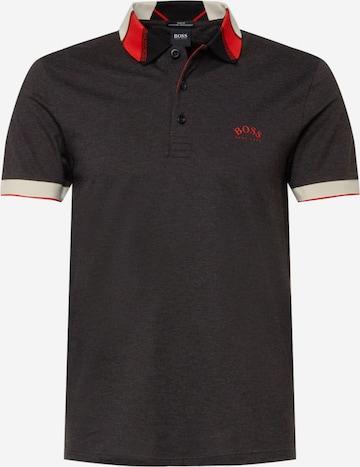 T-Shirt 'Paule' BOSS ATHLEISURE en gris