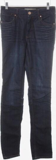 SIR OLIVER High Waist Jeans in 29 in camel / dunkelblau / bronze, Produktansicht