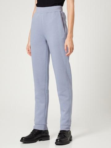 Guido Maria Kretschmer Collection Püksid 'Silene', värv sinine