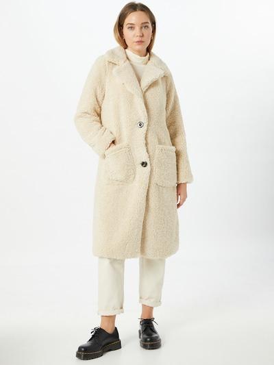 Rudeninis-žieminis paltas 'Star' iš ONLY , spalva - akmens, Modelio vaizdas