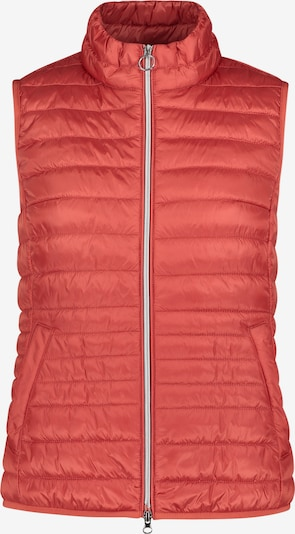 Betty Barclay Bodywarmer in de kleur Rood, Productweergave