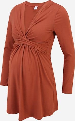 Bebefield Skjorte 'Carolyn' i oransje