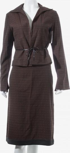 MANGO Kostüm in S in braun / dunkelbraun, Produktansicht