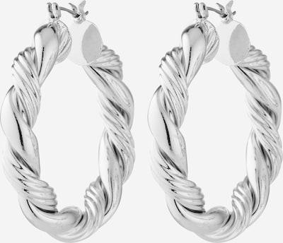 VILA Uhani | srebrna barva, Prikaz izdelka