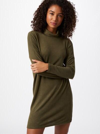 JACQUELINE de YONG Šaty 'SARA' - tmavě zelená, Model/ka