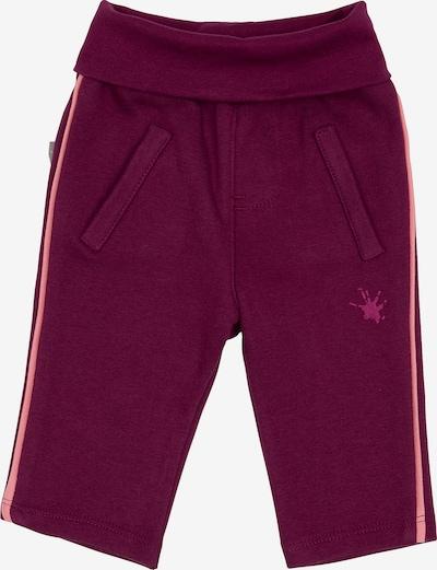 SIGIKID Hose 'Jungle Love' in pflaume / pink, Produktansicht