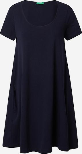 UNITED COLORS OF BENETTON Vestido en azul oscuro, Vista del producto