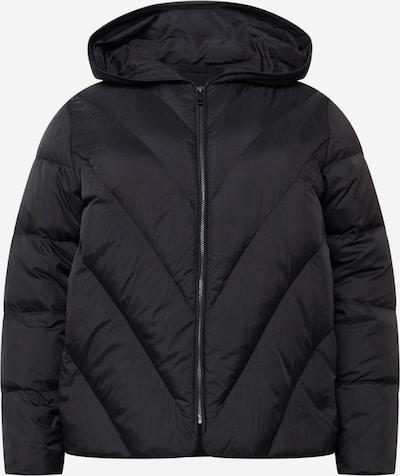 Selected Femme Curve Jacke 'DUVA' in schwarz, Produktansicht