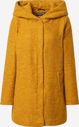 Sublevel Přechodný kabát - žlutá, Produkt