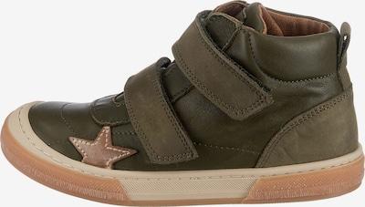 BISGAARD Sneaker in oliv, Produktansicht