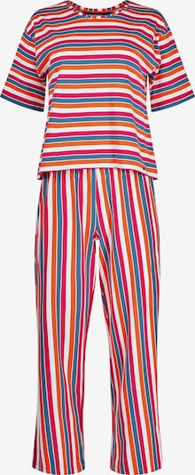 Skiny Pijama en naranja / rojo / blanco, Vista del producto