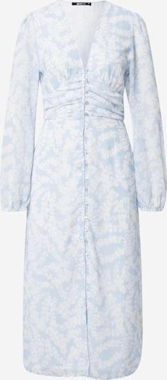 Gina Tricot Košilové šaty 'Sandra' - světlemodrá / bílá, Produkt