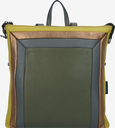 Gabs Sac à dos 'Lola' en vert / mélange de couleurs, Vue avec produit