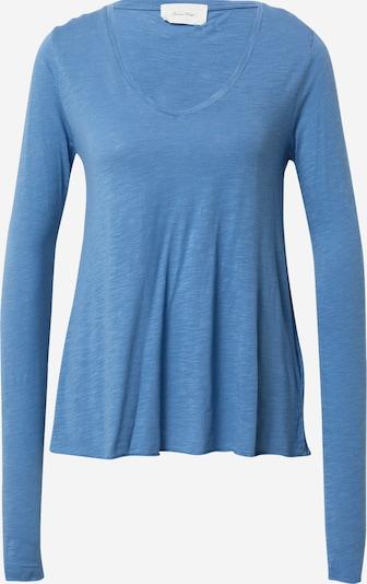 AMERICAN VINTAGE Shirt in de kleur Blauw gemêleerd, Productweergave