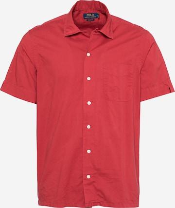 Polo Ralph Lauren Hemd 'CLADYPKPPHSS' in Rot