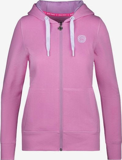 BIDI BADU Tennisjacke 'Moana' in rosa, Produktansicht