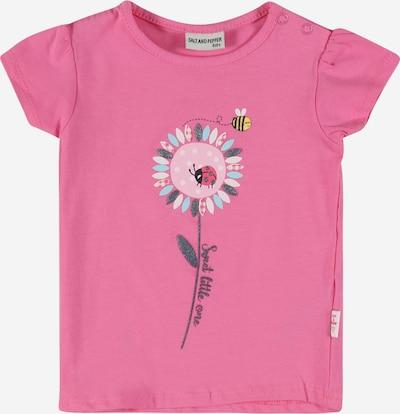 SALT AND PEPPER T-Shirt in mischfarben / pink, Produktansicht