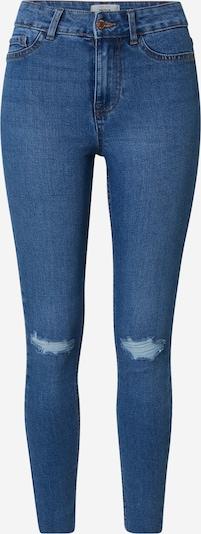 Jeans NEW LOOK pe denim albastru, Vizualizare produs
