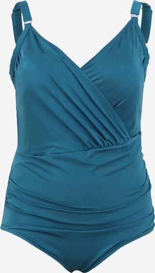 Swim by Zizzi Strój kąpielowy 'CATEXAS' w kolorze niebieskim, Podgląd produktu