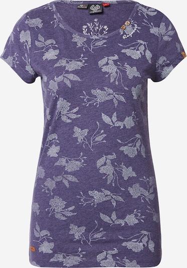 Ragwear T-shirt i mörkblå / vit, Produktvy