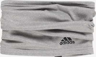 adidas Golf Sportski šal u siva / crna, Pregled proizvoda