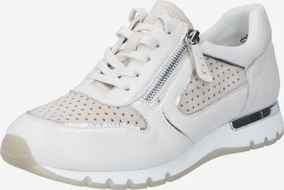 CAPRICE Sneakers low in Beige / Nature white, Item view