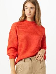 TOMMY HILFIGER Pullover color rosso arancione