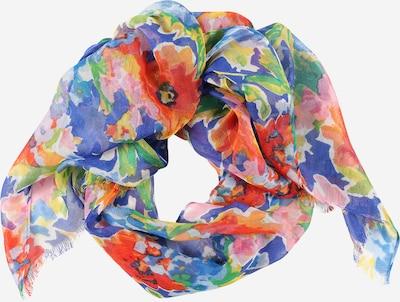 Lauren Ralph Lauren Šál 'ELLA' - kráľovská modrá / zmiešané farby, Produkt